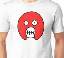 The Mighty Boosh – Red Mask Unisex T-Shirt
