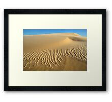 Revealing the Truth Framed Print