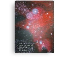 Your Consciousness Canvas Print