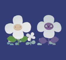Flower Finn and Jake. by Bax92