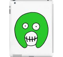 The Mighty Boosh – Solid Green Mask iPad Case/Skin