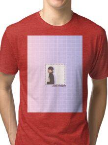 Gradient Hoseok (J-HOPE) Tri-blend T-Shirt