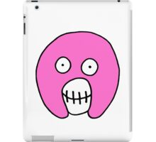 The Mighty Boosh – Solid Pink Mask iPad Case/Skin
