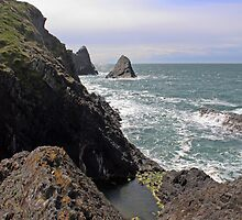 A Hidden Gem - Ceibwr Bay 2 by JenMetcalf