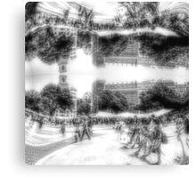 P1410300-P1410301 _GIMP _Luminance _XnView  Canvas Print