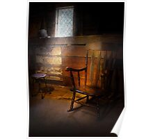 Furniture - Chair - Forgotten Memories  Poster