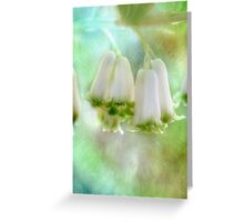 Bells Ring Out  Greeting Card
