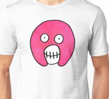 The Mighty Boosh – Dirty Pink Mask Unisex T-Shirt