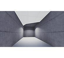render 5 Photographic Print