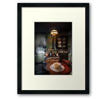 Chef - Kitchen - 1908 kitchen Framed Print