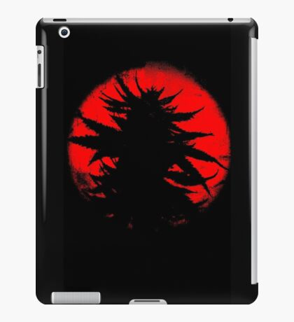 The Bud Rises From the East iPad Case/Skin