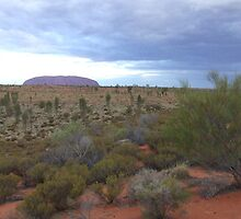 Ayers Rock by Cforster