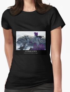 Comrades Womens Fitted T-Shirt