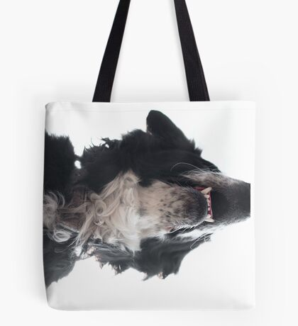 Freckled Chin Tote Bag