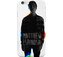 Matt Espinosa iPhone Case/Skin