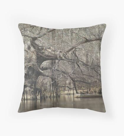 Wicked Cypress Throw Pillow