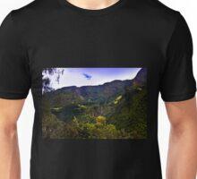 El Chorros Waterfalls of Giron XIV Unisex T-Shirt