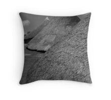 Roundhouses Throw Pillow