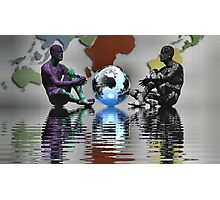 A World Controlled by Computers Photographic Print