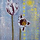 &quot; Rems Favourite&quot; Tulips by Susan Duffey