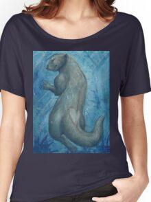 Otter Love Women's Relaxed Fit T-Shirt
