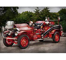 Fireman - Phoenix No2 Stroudsburg, PA 1923  Photographic Print