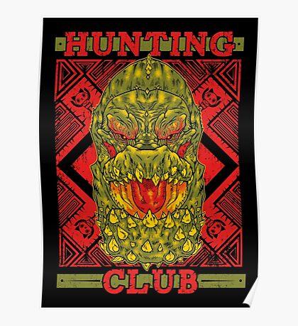 Hunting Club: DevilJho Poster