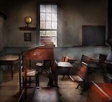 Teacher - The education system by Mike  Savad
