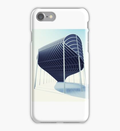 render 1 iPhone Case/Skin