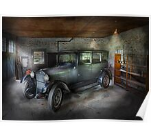Automotive - Car - Granpa's Garage  Poster
