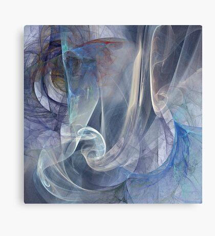 Albedo Canvas Print