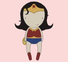 Cutest Wonder Woman Ever Kids Clothes