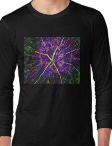 Cracks in Time T-Shirt Long Sleeve T-Shirt