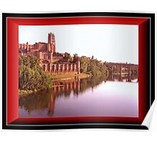 Albi - Ste Cecil cathedral  Poster