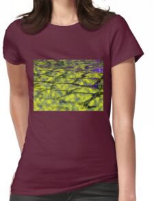 Under the Bridge I  Womens Fitted T-Shirt