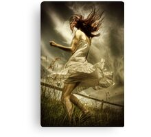 Wild in the country Canvas Print