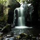 Lumsdale Waterfall 2 by Mike Topley