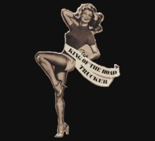 Life of a retro Pin Up: Bashed my knee Tee by patjila