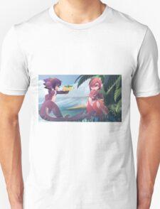 RU and Mako beach fun T-Shirt