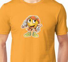 Smiley - Girl Phone Unisex T-Shirt