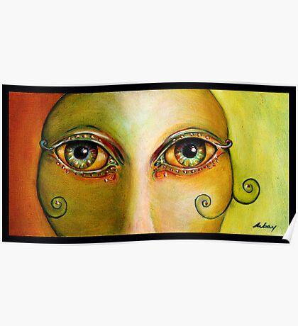Bolly Eyes Poster
