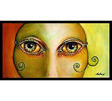 Bolly Eyes Photographic Print