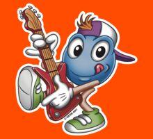 Smiley - Guitar Hero by GerbArt