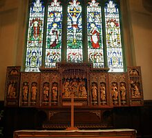 St Mary The Virgin, Petworth - Sanctuary by Dave Godden