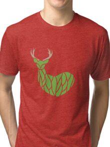 Green Love Tri-blend T-Shirt
