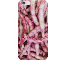 beans at the market iPhone Case/Skin