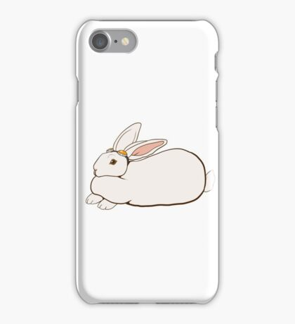 Goggles Bunny iPhone Case/Skin