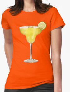 Senorita Margarita! Womens Fitted T-Shirt