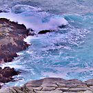 Colors of Sea by Daidalos