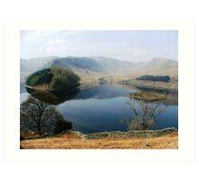 Haweswater Cumbria Art Print